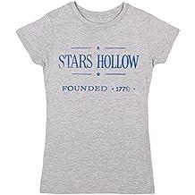 Ripple Junction Gilmore Girls Stars Hollow Juniors T-Shirt