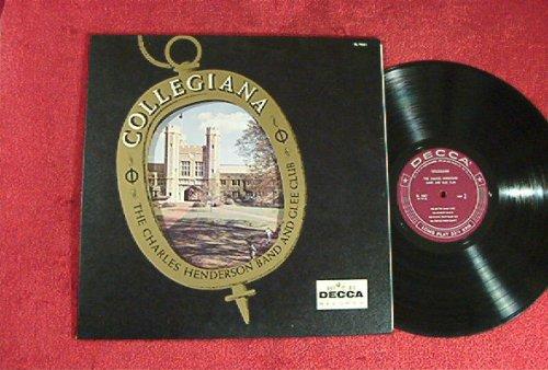 Collegiana: 1950's Vinyl LP - Mall The Dartmouth