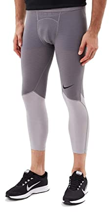 4617c993d4 NIKE Pro Hypercool Men's 3/4 Training Tights (Gunsmoke/Atmossphere Grey /Black