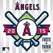 Turner Perfect Timing 2015 Los Angeles Angels Box Calendar (8051300)