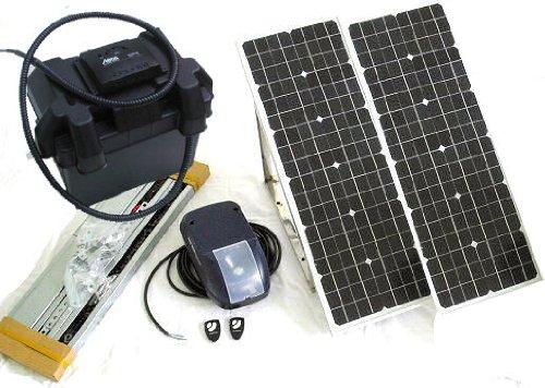 Garage door drive Soltronic Solar