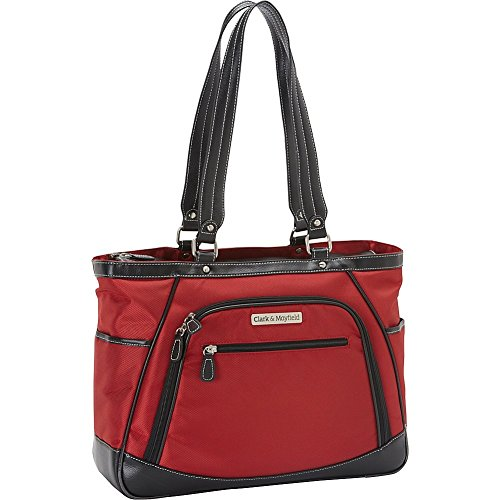 clark-and-mayfield-sellwood-metro-156-laptop-handbag-computer-bag-in-red