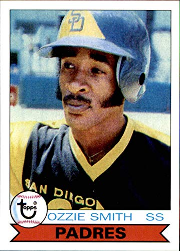 2005 Topps Rookie Cup REPRINTS #41 Ozzie Smith 1979 HOF SAN DIEGO PADRES