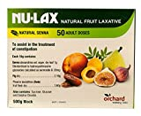 Nulax Fruit Laxative Block 500g (50 Adult Doses)