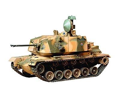Dickie-tamiya 300035126-1: 35us M247sgt York Flak Panzer
