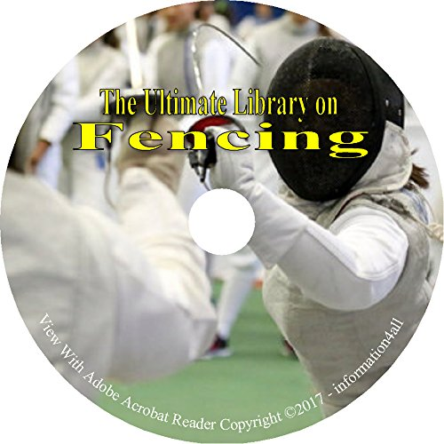 Download Fencing & Swordsmanship, Sword How to Ultimate Library - 20 Vintage Books on Cd PDF