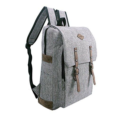 EchoFun College Backpack School Bag Laptop Bag Rucksack Sports Travel Bag Hiking Bag