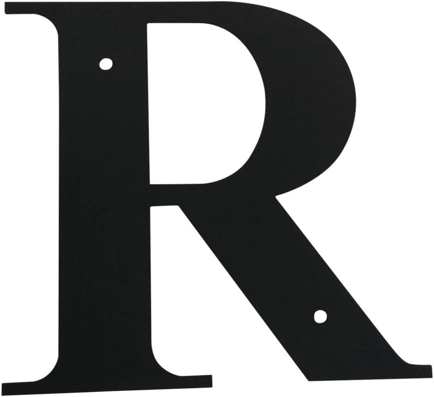 19 Inch Letter R Sale famous special price Large
