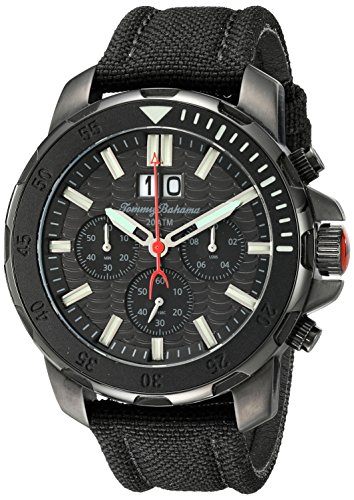 Tommy Bahama Big Island Diver Chronograph Watch