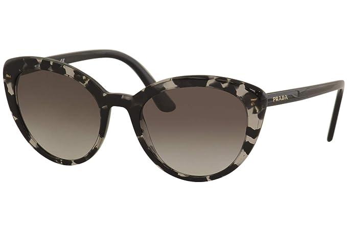 Ray-Ban 0PR 02VS Gafas de Sol, Grey Havana, 54 para Mujer ...