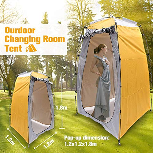SIRIGOGO Portable Up Privacy Shelter Bathing Toilet Changing Tent Camping Room...