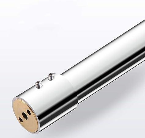 ZZHF Tringle de rideau de douche de salle de bain, 304 acier