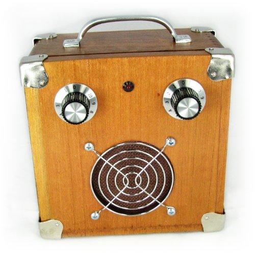 - C. B. Gitty Cigar Box Amplifier: Vintage-style All-wood Acid Cigars Box