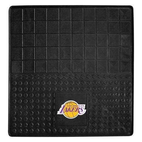 (FANMATS NBA Los Angeles Lakers Vinyl Cargo Mat)