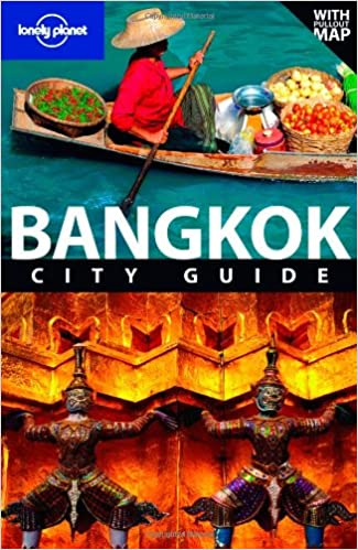 bangkok lonely planet  Lonely Planet Bangkok (City Guide): Andrew Burke, Austin Bush ...