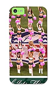 A6e9a7b2823 Premium New York Jets Nfl Football Cheerleader Back Cover Snap On Case For Iphone 5c