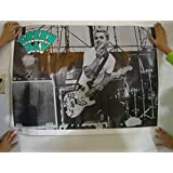 GB Green Day Poster Lollapalooza 1994
