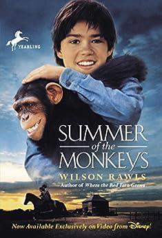 Summer of the Monkeys by [Rawls, Wilson]