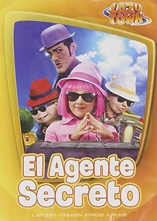 El Agente Secreto-Temporada 1-CD 5