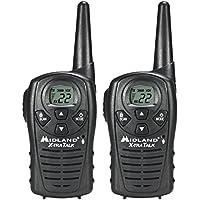 MIDLAND RADIO CORPORATION MID-LXT118 / GMRS 2-Way Radio (Up to 18 miles)