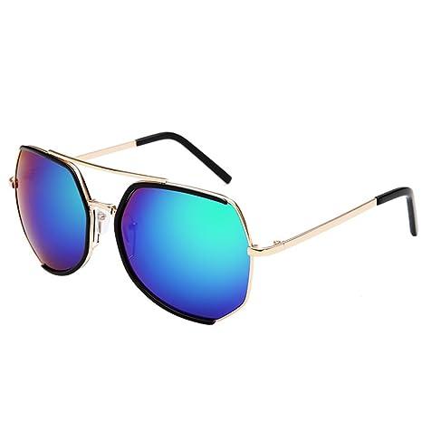 XW Gafas Gafas de sol Hipster personalidad coreana Gafas de ...
