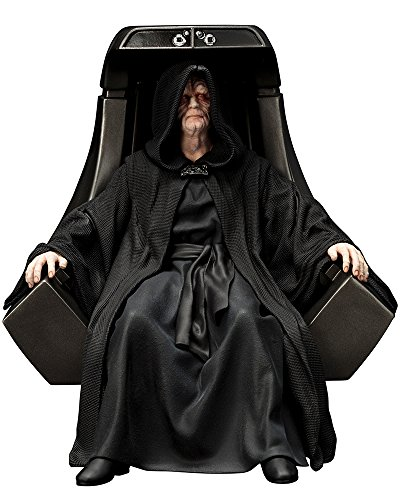 Star Wars: Emperor Palpatine 1/10 Scale ArtFX+ Statue by Kotobukiya