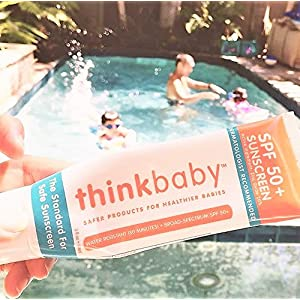 Thinkbaby Safe Sunscreen SPF 50+, 3oz