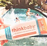 Thinkbaby Safe Sunscreen SPF 50+, 3oz Variant Image