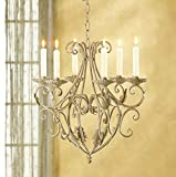 Chandelier: Royal Old World Candle Holder Royalty Chandelier New Decorative Centerpieces for Living Dinning Room Table Decoration, Wedding Gifts