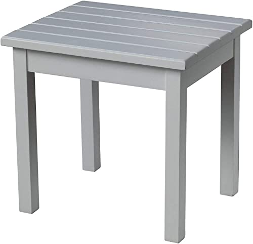 Hinkle Chair Company Painted Plantation Porch Side Table