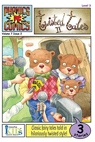 Twisted Tales II: Phonics Comics, Vol. 7, Issue 2