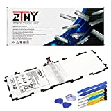 ZTHY Compatible SP3676B1A(1S2P) Tablet Battery Replacement for Samsung Galaxy Tab 2 10.1 Series Tablet GT-P7510 GT-7511 GT-N8010 GT-P5100 GT-P5110 GT-N8000 GT-P5113 P7500 N8013 3.7V 7000mAh With Tools