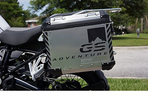 The Pixel Hut gs00262 BMW GS Big Adventure Motorcycle Reflective Decal Kit
