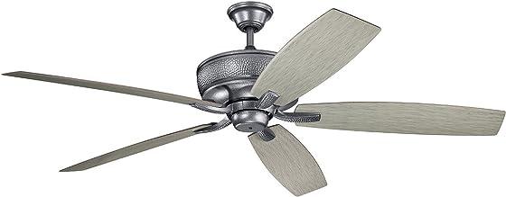 Kichler 310206WSP Monarch 70″ Outdoor Ceiling Fan