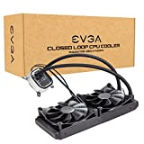 EVGA CLC 280 Liquid / Water CPU Cooler, RGB LED Cooling 400-HY-CL28-V1