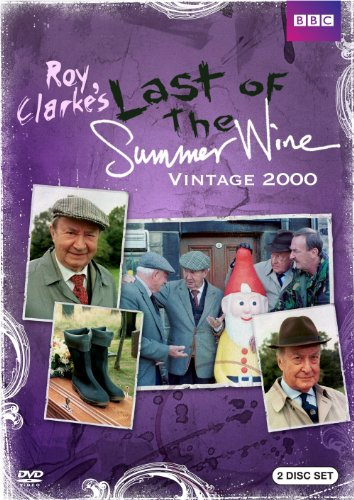 Last of the Summer Wine: Vintage 2000 (Best Tv Shows Of The 90s And 2000s)