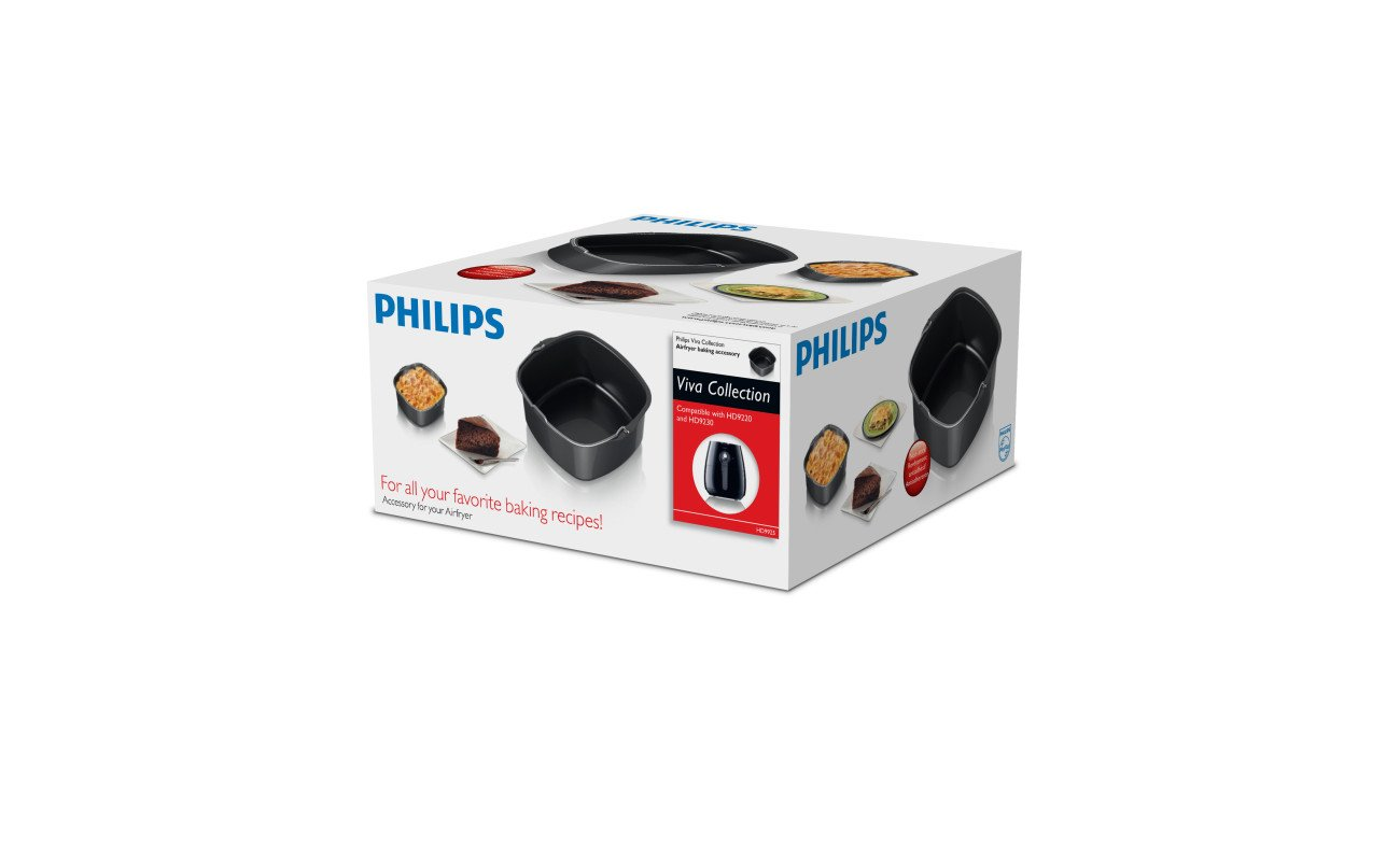Philips Airfryer Baking PanHD992500 For HD9220 HD9621 HD9641 models