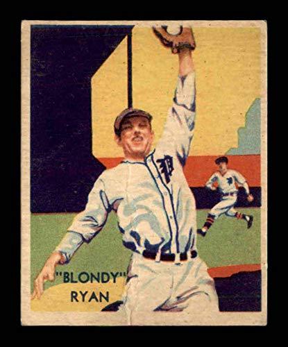 (1934 Diamond Stars #40 Blondy Ryan G/VG X1706361)