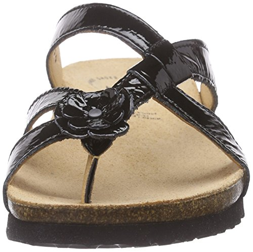 Tongs Julia Noir schwarz 00 Think 989332 Femme qzEFE7w