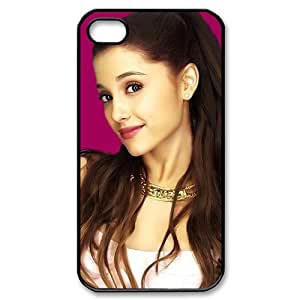 Customize Famous Singer Ariana Grande Back Case for iphone 4 4S JN4S-1936