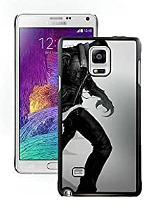 prototype character hand hood Black Samsung Galaxy Note 4 Screen Cover Case Fantasy and Luxurious Skin