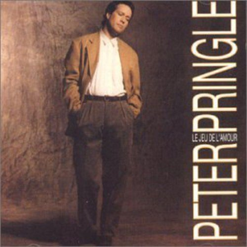 CD : Peter Pringle - Jeu De L'amour (Canada - Import)