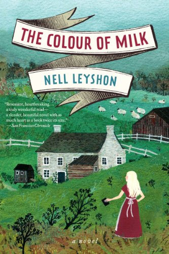 The Colour Of Milk A Novel Kindle Edition By Nell Leyshon