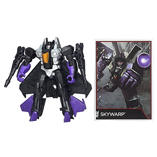 Transformers Generations Combiner Wars Legends Class Skywarp Figure