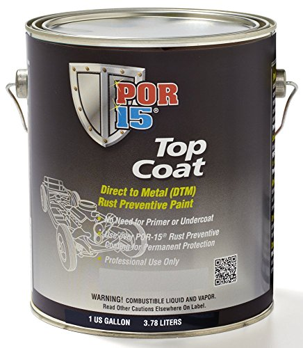 POR-15 46501 Safety Green Top Coat - 1 gal by POR-15