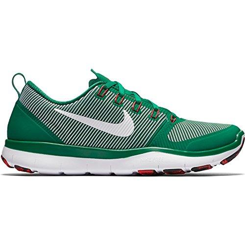 Nike Free Train Versatilità Scarpa Da Allenamento Per Uomo Running Sneakers 833258 Verde Pino