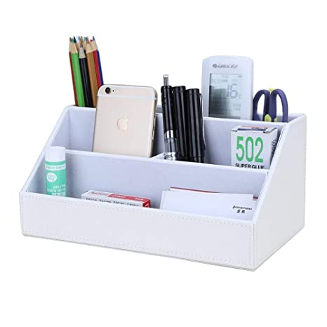 Desk Mesh Pen Pencil Holder Office Supplies Multifunctional Digital Led Pens Storage High Safety Office & School Supplies