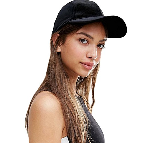 Soft Fashion Hats For Men Hip Hop Solid Color Vintage Mens Baseball Caps Spring Dad Hat
