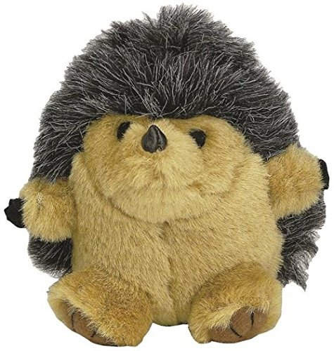- Aspen/Booda Corporation DBX53602 Squatters Hedgehog Pet Squeak Toy, Medium