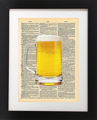 antique beer mug - 9